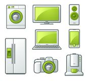 Appliances Royalty Free Stock Photo