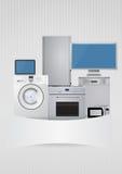 Appliances machine Royalty Free Stock Photos