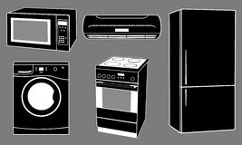 Appliances Royalty Free Stock Images
