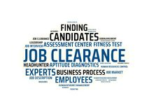 APPLICANT MANAGEMENT - image with words associated with the topic RECRUITING, word, image, illustration. APPLICANT MANAGEMENT - image with words associated Stock Photo