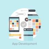 Application Development Royalty Free Stock Image