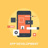 Application Development Royalty Free Stock Photo