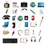 Application icons Stock Photo