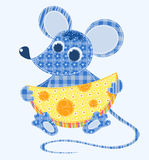 Application mouse. Royalty Free Stock Photography