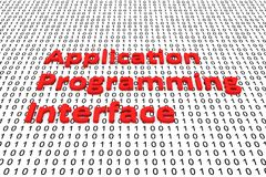 Application Programming Interface Immagini Stock Libere da Diritti