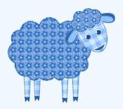 Application sheep. Stock Photography