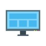 Application Web Photos stock