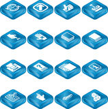 Applications Icon Series Set Stock Image