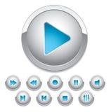 applications icons web Стоковые Изображения