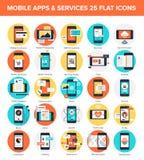 Applications mobiles Photos stock