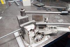 applicator εργαστήριο καρφιών καρφιών μετάλλων πυροβόλων όπλων Στοκ εικόνες με δικαίωμα ελεύθερης χρήσης