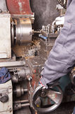 applicator εργαστήριο καρφιών καρφιών μετάλλων πυροβόλων όπλων Στοκ Φωτογραφίες