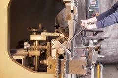 applicator εργαστήριο καρφιών καρφιών μετάλλων πυροβόλων όπλων Στοκ φωτογραφία με δικαίωμα ελεύθερης χρήσης