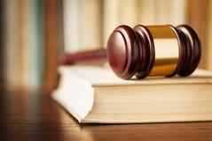 Applicazione di legge Fotografie Stock Libere da Diritti