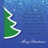 Applique del árbol de navidad Fotos de archivo libres de regalías