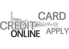 Apply Online For A Credit Card Why Not Take The Chance Word Cloud. APPLY ONLINE FOR A CREDIT CARD WHY NOT TAKE THE CHANCE TEXT WORD CLOUD CONCEPT stock illustration