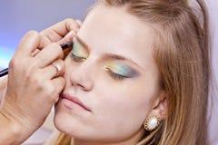 Free Applying Make-up Royalty Free Stock Images - 20448899