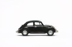 Appoggi il bambino di modello dell'automobile Fotografie Stock Libere da Diritti