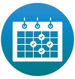 Appointment, calendar, event Isolated Vector Icon can be easily edit and modify vector illustration