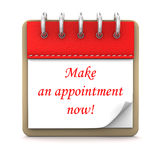 Appointment Royalty Free Stock Photo