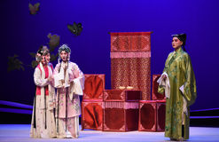 "Appointments-Kunqu Opera ""the West Chamber"" Stock Photography"