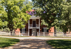 Appomattox County Courthouse National Park Royalty Free Stock Image