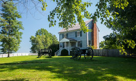 Appomattox County Courthouse National Park Stock Photo