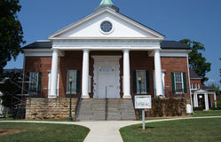 Appomattox County Courthouse Royalty Free Stock Images