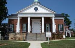Appomattox okręgu administracyjnego gmach sądu Obrazy Royalty Free