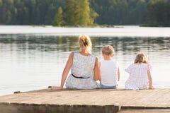Apprécier l'été Photographie stock libre de droits