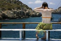 Apprécier la vue Photographie stock libre de droits