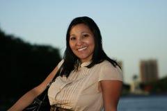 Apprécier le coucher du soleil 2 Photos libres de droits