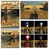 Appréciez Florence photo libre de droits