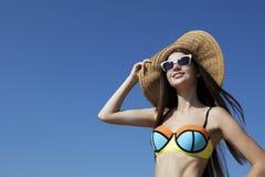 Appréciez l'heure d'été Photo libre de droits