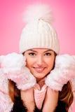 Appréciez l'hiver Photos libres de droits