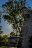 Appréciez la vieille ville de bel Erfurt photographie stock libre de droits