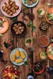 Appréciez votre dîner ! photographie stock