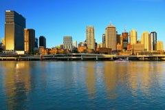Appréciez votre jour à Brisbane image stock