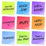 Appreciation Notes