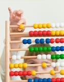 Apprendimento dell'aritmetica Fotografia Stock Libera da Diritti