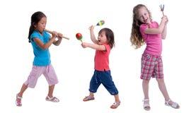 Apprendimento di infanzia Fotografia Stock