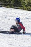 Apprendimento sciare Immagine Stock Libera da Diritti