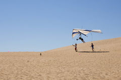 Apprendimento volare Fotografie Stock Libere da Diritti