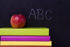 Apprenez l'alphabet photographie stock