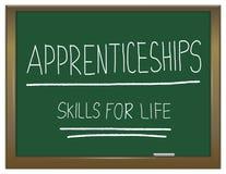 Apprenticeship concept. Stock Image