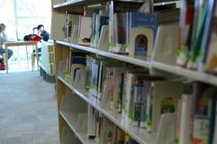 Apprentissage de livre Images stock