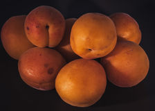 Appricot 免版税图库摄影