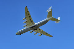 An-225 On Approach 2 Stock Photography