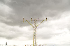Approach Lighting System Stock Images
