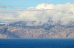 Approach to Ilha da Brava Royalty Free Stock Photo